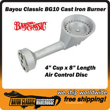 Bayou Classic BG10 High Pressure Cast Iron Burner for LP Propane Gas Cookers