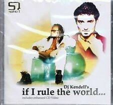 IF I RULE THE WORLD - (HANS RAJ HANS,SHAZIA MANZOOR,SUKHVINDER)  NEW ORIGINAL CD