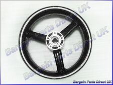 White/Silver Wheel Rim Stripe Stickers For Naked Bike Cruiser HD