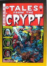CARTE  LES CONTES DE LA CRYPTE  TALES FROM THE CRYPT JUNE 1952 (74)
