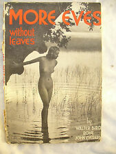 MINI MAGAZINE MORE EVES WITHOUT LEAVES cheesecake WALTER BIRD JOHN EVERARD