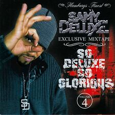 SAMY DELUXE : SO DELUXE SO GLORIOUS MIXTAPE VOL. 4 / CD - NEUWERTIG