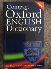 Compatto Oxford English Dictionary of Current ENGLISH da Oxford University Press