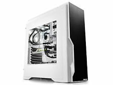 DEEPCOOL DUKASE V2 MID TOWER CASE WITH USB 3.0 Side Window PANEL - WHITE
