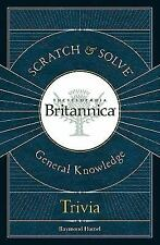 Scratch & Solve(R) Encyclopaedia Britannica General KnowledgeTrivia (Scratch & S