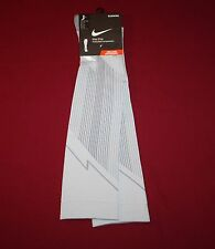 NIKE ELITE GRADUATED COMPRESSION RUNNING SOCKS MENS 10-11.5 WOMENS 11.5-13 GRAY