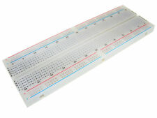 MB-102 Breadboard 830 Point Solderless PCB Test Develop ABS Plastic PCB ABS Hot