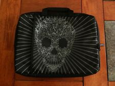 NICE ICON COMPUTER BAG with SKULL DESIGN 15x11 with Handles