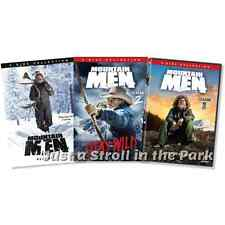 History Channel Presents: Mountain Men Series Complete Season 1 2 3 Box/DVD Sets