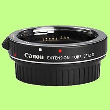Canon Extension Tube EF12 II with Case