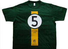 Classic Team Lotus Jim Clark Type 49 US 1967 Grand Prix GP F1 T-shirt Classic