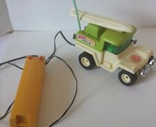 VINTAGE 1970 DUNE BUGGY WHEELIES Beach Comber Pick Up Truck REMCO Remote Control