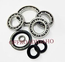FRONT DIFFERENTIAL BEARING & SEAL KIT YAMAHA KODIAK 450 4X4 2003 2004 2005 2006