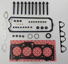HEAD GASKET SET BOLTS CADDY CARAVELLE TRANSPORTER T4 1.9 D TD 92-03 AEF 1X ABL