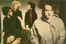 RARE / CARTE POSTALE - THE CURE : ROBERT SMITH / POSTCARD