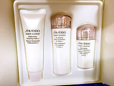 SHISEIDO WHITE LUCENT BRIGHTENING BALANCING SOFTENER ENRICHED 3pcs Travel Box S