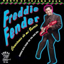 FREDDY FENDER - Canciones De Mi Barrio: The Roots Of... CD NEW/ STILL SEALED