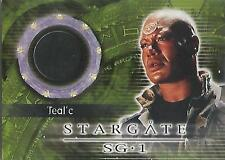 "Stargate SG-1 Season 4 - C5 ""Teal'C"" Costume Card"