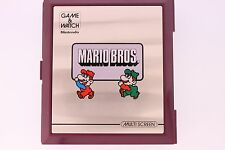Nintendo Mario Bros. Game & Watch Multi Screen 1983 - Working & Great Condition