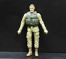BBI ELITE FORCE U.S.A.F. US Army solider action figure 1/18 3.75""