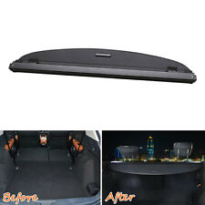 1x Cargo Trunk Liner Blind Cover Parcel Shelf Shade For Vezel HR-V HRV 2014-2016