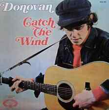 DONOVAN - Catch The Wind (LP) (G-/G+)
