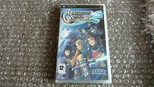 phantasy star portable NEW SEALED PSP GAME rare rpg