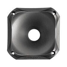 """NEW 4.5 x 4.5"""" Threaded Horn Speaker Lens Flare.1.375 / 1-3/8's.4-1/2 x 4-1/2."""