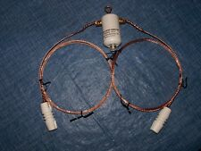 HAM - DIPOLE - ANTENNA - 17 Meters  -  NEW!! by SPI-RO ANTENNAS