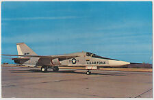 F-111 US Air Force/Navy Fighter General Dynamics Corporation, Fort Worth, Texas