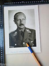 Prinz August Wilhelm von Preussen General Polizei Portrait XL  Foto   4,1,15  1