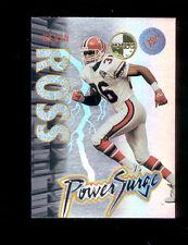 1995 Stadium Club KEVIN ROSS Atlanta Falcons Power Surge MEMBERS ONLY Card