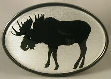 MOOSE TRAILER HITCH COVER Tow NEW Truck Car Pickup RV ATV Reflector HD Plastic