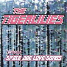 Space Age Love Songs 1997 by Tigerlilies ExLibrary (Disc Only)