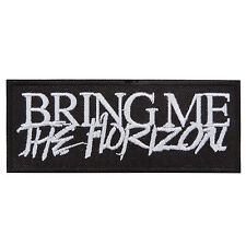 Bring Me The Horizon Rocker Rock Heavy Metal Band Iron on Patches T Shirt #S034