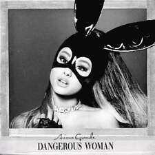 GRANDE ARIANA DANGEROUS WOMAN DELUXE EDITION CD NEW