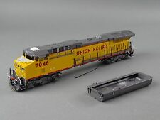 HO BRASS OMI 6554.1 UP #7046 AC4400CW DIESEL LOCOMOTVIE *PROJECT* *ISSUES*