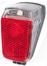 Trelock LED-Rücklicht LS633 DUO TOP, Montage an Schutzblech oder Sattelstrebe