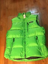 Polo Ralph Lauren RLX Mens Solid Down Filled Feather Vest Jacket M