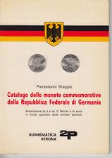 Braggio Catalogo monete commemorative della Repubblica Federale di Germania