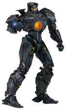 "Pacific Rim 18"" Battle Damaged Gipsy Danger w/ Light up Plasma Cannon Arm NECA"