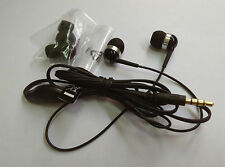 New SENNHEISER MM-50 IP Stereo Headset Handsfree Headphones With Mic Control 702