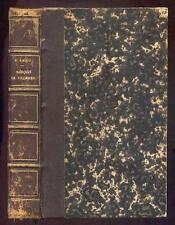 GEORGE SAND - LE MARQUIS DE VILLEMER (1883, RELIE).