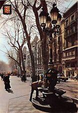 B49940 Barcelona Rambla y Fuete de Canalets car voiture  spain