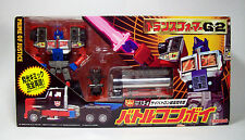 Transformers TRF-13-s G2 Laser Optimus Prime Battle Convoy Takara Reissue 2006