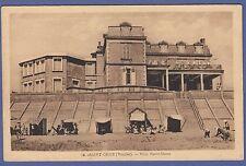 A22) CPA SAINT-GILLE VILLA NOTRE-DAME (Vendée 85) Carte postale ancienne