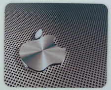 """mecanizado industrial de Aluminio Apple"" Imprimir Mouse Mat Pad Para Mac Macbook Ipad"