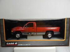 1/18 ERTL AMERICAN MUSCLE CASE 111 MAGNUM PICKUP RAM 2500 SPECIAL EDITION