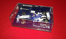 Williams F1 BMW FW25 2003. Marc Gene. 1/43