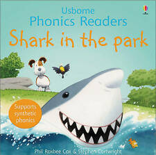 Shark in the Park (Phonics Readers),GOOD Book